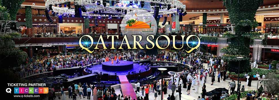 Qatar Souq Tours | Events | Tickets | Discounts | Qatar Day