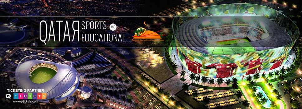 Qatar Sports and Educational Tour | Events | Tickets | Discounts | Qatar Day