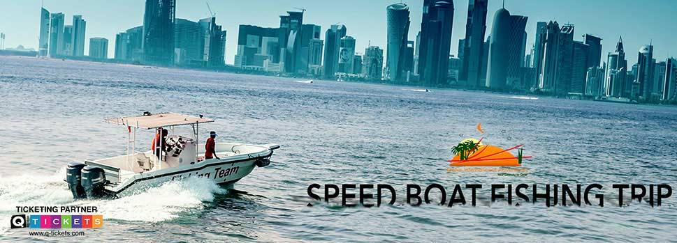 Speed Boat Fishing Trip | Events | Tickets | Discounts | Qatar Day