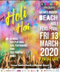 BEACH HOLI FEASTIVAL