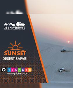 Sunset Desert Safari (Only Fridays)