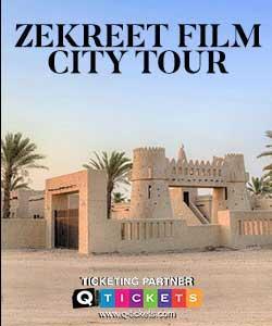 Zekreet Film City (West Coast Tour)