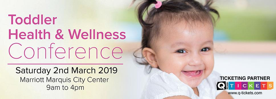 Toddler Health & Wellness Conference | Events | Tickets | Discounts | Qatar Day