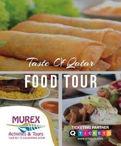 TASTE OF QATAR FOOD (4 HRS)