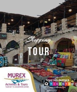 SHOPPING TOUR (4 HRS)