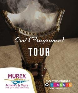 OUD (FRAGRANCE ) TOUR (2 HRS)