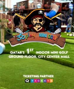 360 Play Mini golf