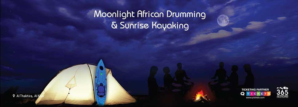 Moonlight Camping & Sunrise Kayaking | Events | Tickets | Discounts | Qatar Day