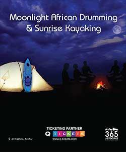 Moonlight Camping & Sunrise Kayaking