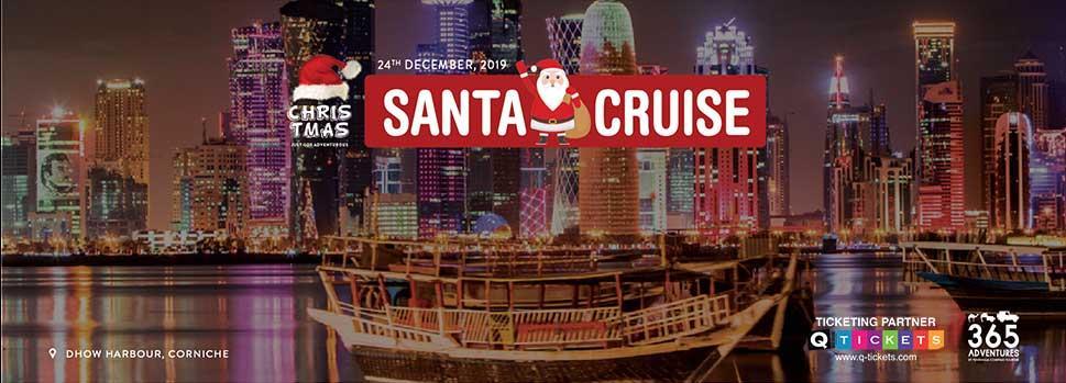 Santa Cruise | Events | Tickets | Discounts | Qatar Day