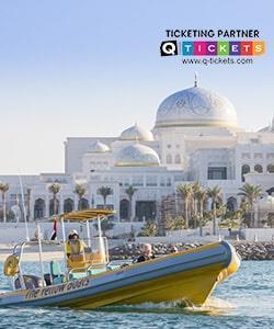 Corniche and Maya Island Tour