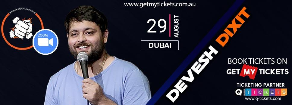 Devesh Dixit | Just Dubai