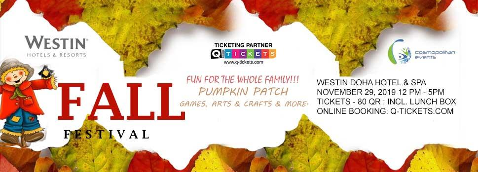 Fall Festival | Events | Tickets | Discounts | Qatar Day