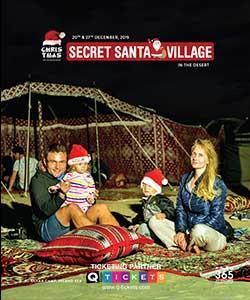 Secret Santa Village