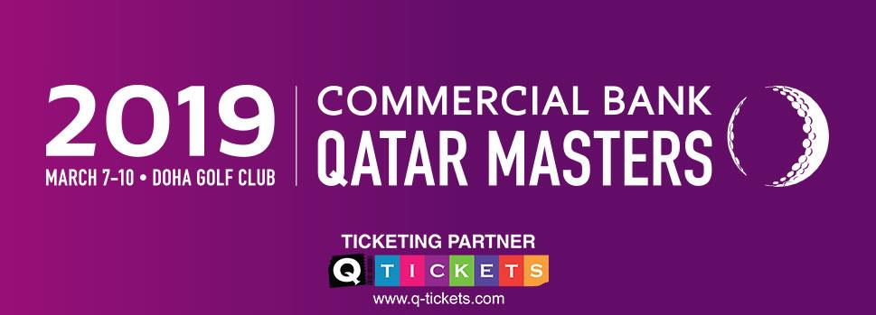 Commercial Bank Qatar Masters 2019 | Events | Tickets | Discounts | Qatar Day