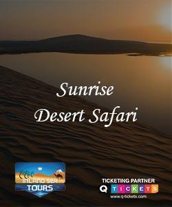 Sunrise Desert Safari (4 Hrs)