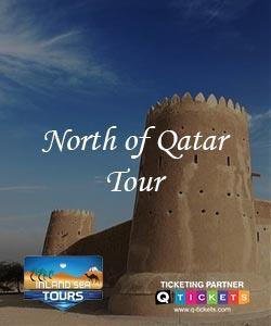 North of Qatar Tour ( 4Hrs)