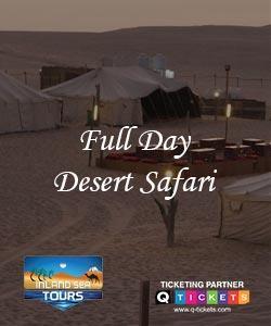 Full Day Desert Safari (8 Hrs)