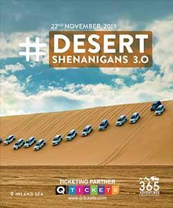 Desert Shenanigans 3.0