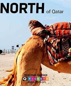 North of Qatar