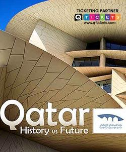 Qatar History vs Future