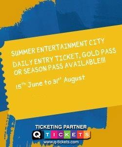 Summer Entertainment City 2018