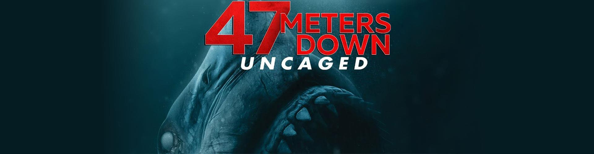 Book Ticket for 47 Meters Down: Uncaged (English) movie