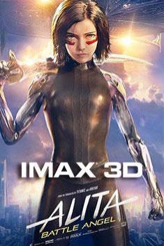 ALITA: BATTLE ANGEL (IMAX-3D)