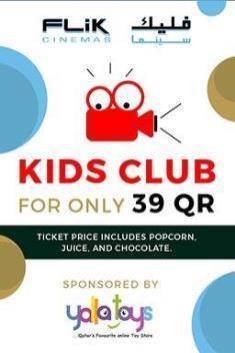 Book Cinema Tickets Online Qatar | Latest Movies in Doha