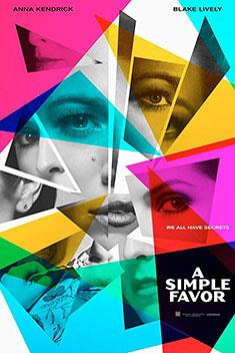 A SIMPLE FAVOR (ENGLISH)
