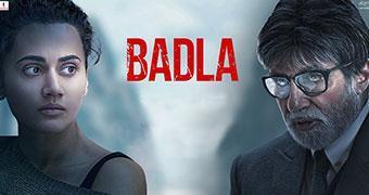 BADLA (HINDI) -Movie banner