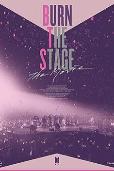 BURN THE STAGE:THE MOVIE (ENGLISH)