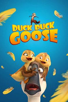 DUCK DUCK GOOSE (ENGLISH)