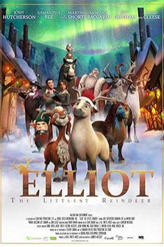 ELLIOT THE LITTLEST REINDEER (ANIMATION)