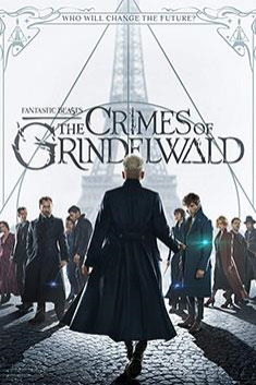 FANTASTIC BEASTS THE CRIMES OF GRINDLEWALD (ENGLISH)