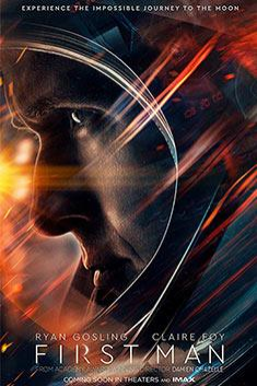 FIRST MAN (ENGLISH)