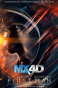 FIRST MAN (MX-4D)