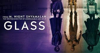 GLASS (ENGLISH) -Movie banner