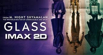 GLASS (IMAX-2D) -Movie banner