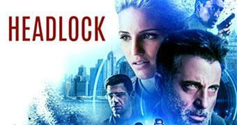 HEADLOCK (ENGLISH) -Movie banner