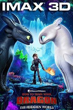HOW TO TRAIN YOUR DRAGON: THE HIDDEN WORLD (IMAX-3D)