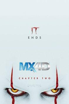 IT CHAPTER TWO (MX-4D) movie show time in qatar | Book IT
