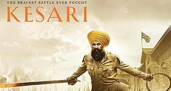 KESARI (HINDI) -Movie banner