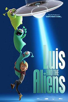 LUIS AND THE ALIENS (ANIMATION)