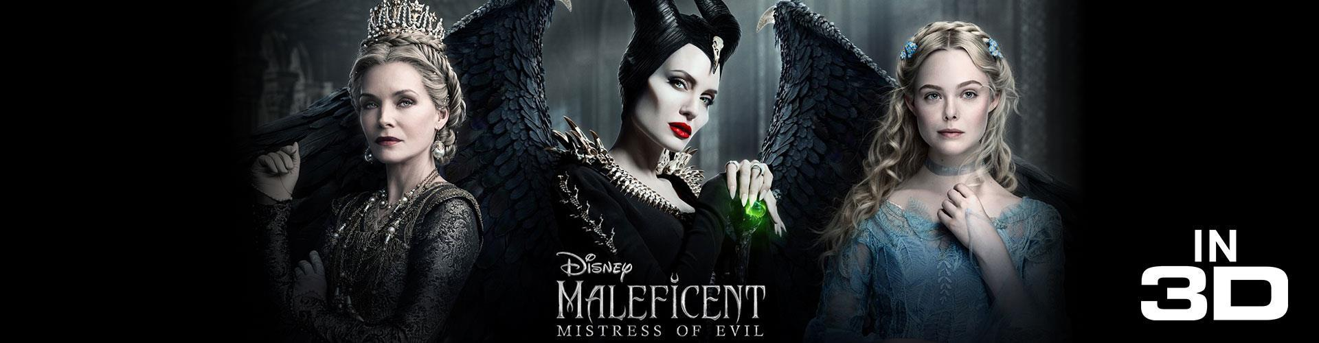 Book Ticket For Maleficent Mistress Of The Evil English