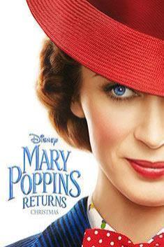 MARY POPPINS RETURNS (ENGLISH)