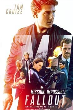 MISSION: IMPOSSIBLE - FALLOUT (2D)