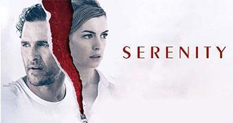 SERENITY (ENGLISH) -Movie banner