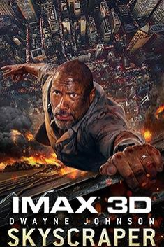 SKYSCRAPER (IMAX-3D)