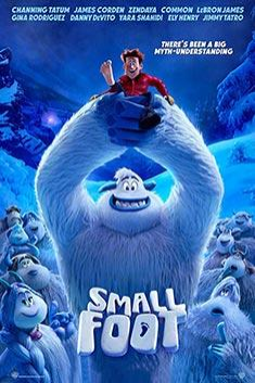 SMALLFOOT (ANIMATION)
